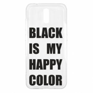 Etui na Nokia 2.3 Black is my happy color