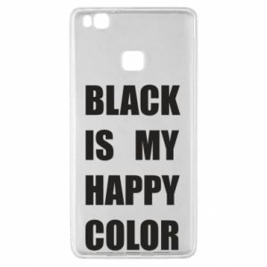 Etui na Huawei P9 Lite Black is my happy color
