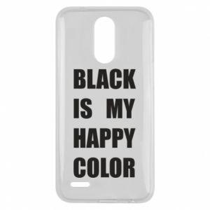 Etui na Lg K10 2017 Black is my happy color