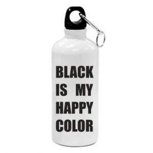 Flask Black is my happy color