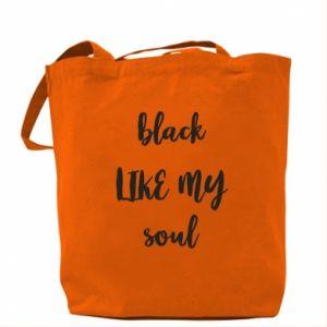 Torba Black like my soul