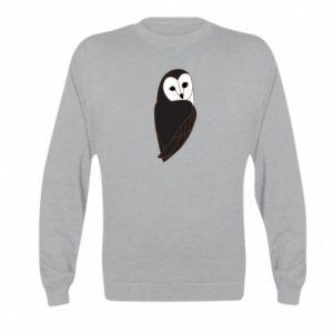 Bluza dziecięca Black owl