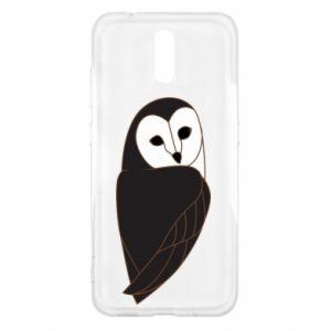 Etui na Nokia 2.3 Black owl