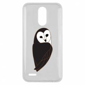 Etui na Lg K10 2017 Black owl