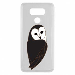 Etui na LG G6 Black owl