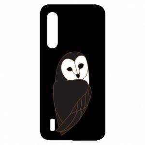 Etui na Xiaomi Mi9 Lite Black owl