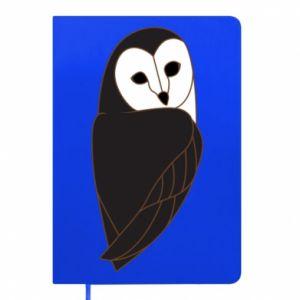 Notes Black owl