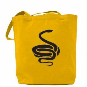 Bag Black rattlesnake - PrintSalon