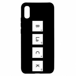 Etui na Xiaomi Redmi 9a Black
