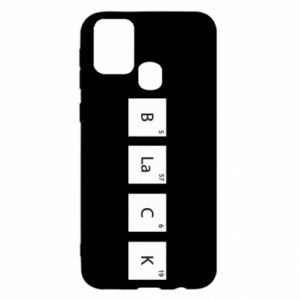 Etui na Samsung M31 Black