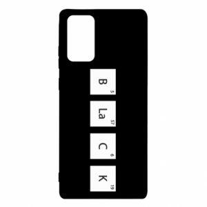 Etui na Samsung Note 20 Black