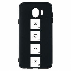 Etui na Samsung J4 Black