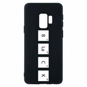 Etui na Samsung S9 Black