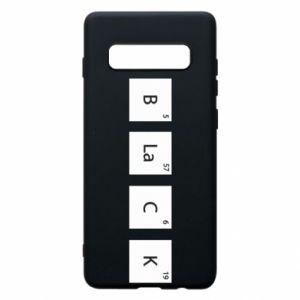 Etui na Samsung S10+ Black