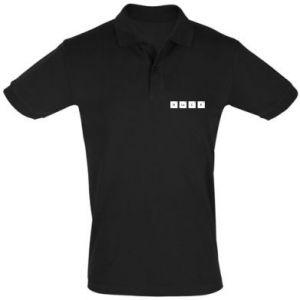 Koszulka Polo Black