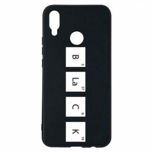 Etui na Huawei P Smart Plus Black