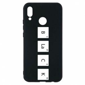 Etui na Huawei P20 Lite Black