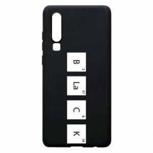 Etui na Huawei P30 Black