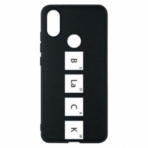 Etui na Xiaomi Mi A2 Black