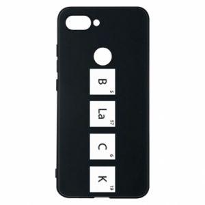 Etui na Xiaomi Mi8 Lite Black