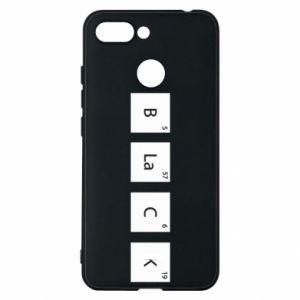 Etui na Xiaomi Redmi 6 Black