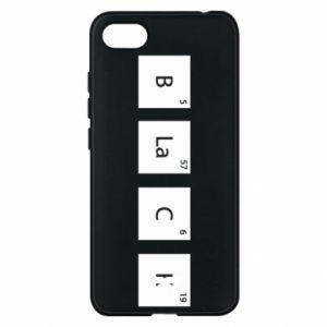 Etui na Xiaomi Redmi 6A Black
