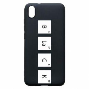 Etui na Xiaomi Redmi 7A Black