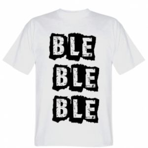 T-shirt Ble... - PrintSalon