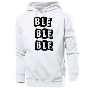 Men's hoodie Ble...