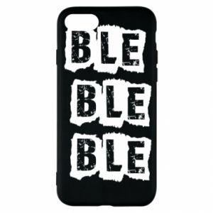 Etui na iPhone SE 2020 Ble...