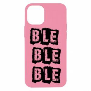 Etui na iPhone 12 Mini Ble...