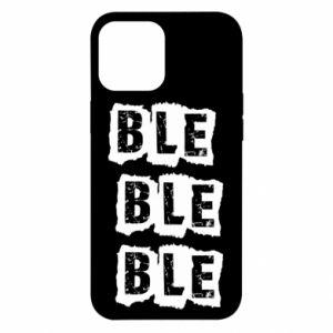 Etui na iPhone 12 Pro Max Ble...