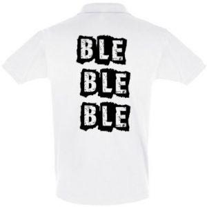 Koszulka Polo Ble...