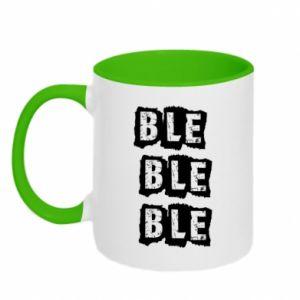 Two-toned mug Ble... - PrintSalon