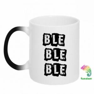 Chameleon mugs Ble... - PrintSalon