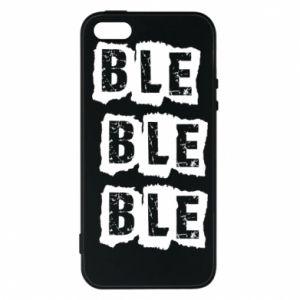 Etui na iPhone 5/5S/SE Ble...