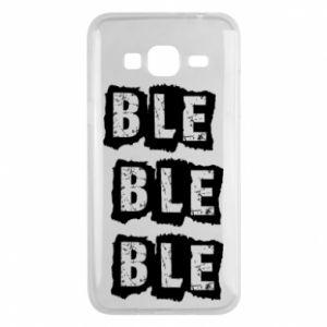 Phone case for Samsung J3 2016 Ble... - PrintSalon