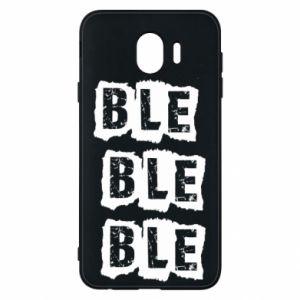 Phone case for Samsung J4 Ble... - PrintSalon