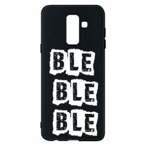 Phone case for Samsung A6+ 2018 Ble... - PrintSalon