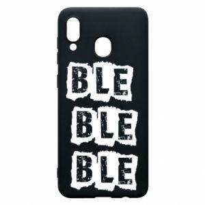 Phone case for Samsung A20 Ble... - PrintSalon