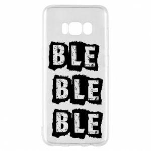 Phone case for Samsung S8 Ble... - PrintSalon