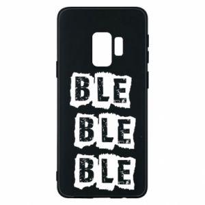 Phone case for Samsung S9 Ble... - PrintSalon