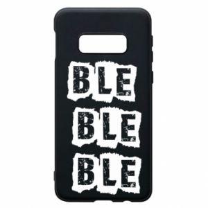 Phone case for Samsung S10e Ble... - PrintSalon