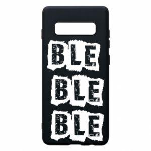 Phone case for Samsung S10+ Ble... - PrintSalon