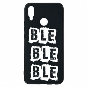 Phone case for Huawei P Smart Plus Ble... - PrintSalon