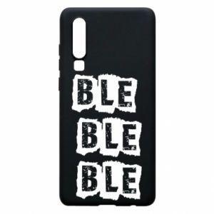Phone case for Huawei P30 Ble... - PrintSalon