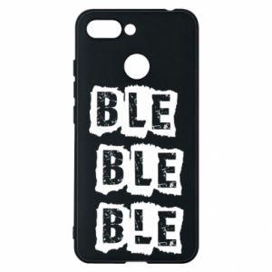 Phone case for Xiaomi Redmi 6 Ble... - PrintSalon