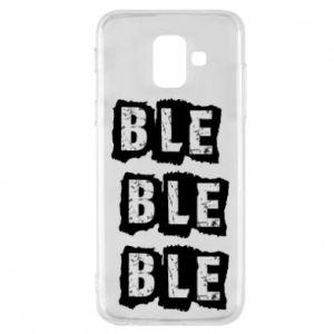 Phone case for Samsung A6 2018 Ble... - PrintSalon