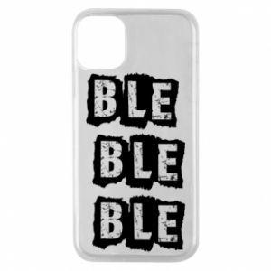 Etui na iPhone 11 Pro Ble...