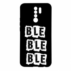 Etui na Xiaomi Redmi 9 Ble...